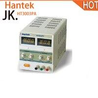 Hantek HT3003PA тройной Выход PA серии 0 30 В Напряжение 0 3A/0 5A ток регулируется DC Питание 2 светодиодный дисплей