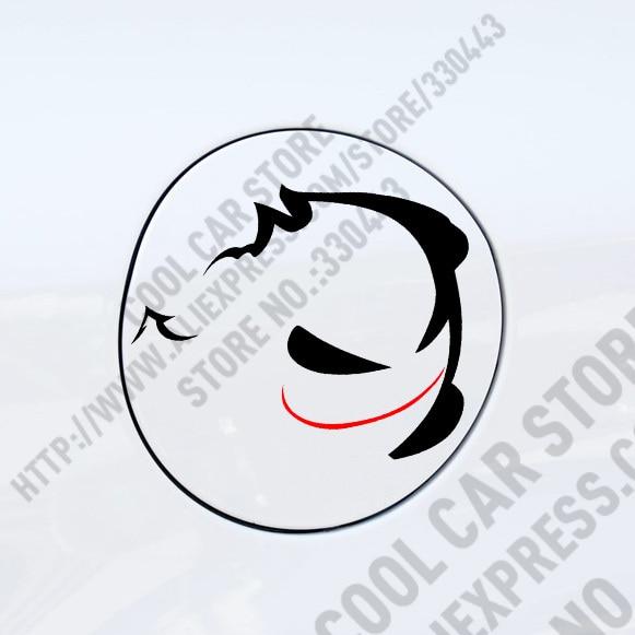 Evil Rabbit Car Sticker For Volkswagen VW Golf Polo Car Styling
