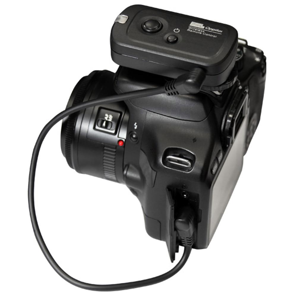 Pixel RW-221//DC0 Wireless Shutter Remote Control For Nikon D800 D810 D700 D500