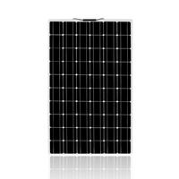 Boguang 180w flexible solar panel cell module solar charger pv connector for solar system 12v battery car RV yacht home charge