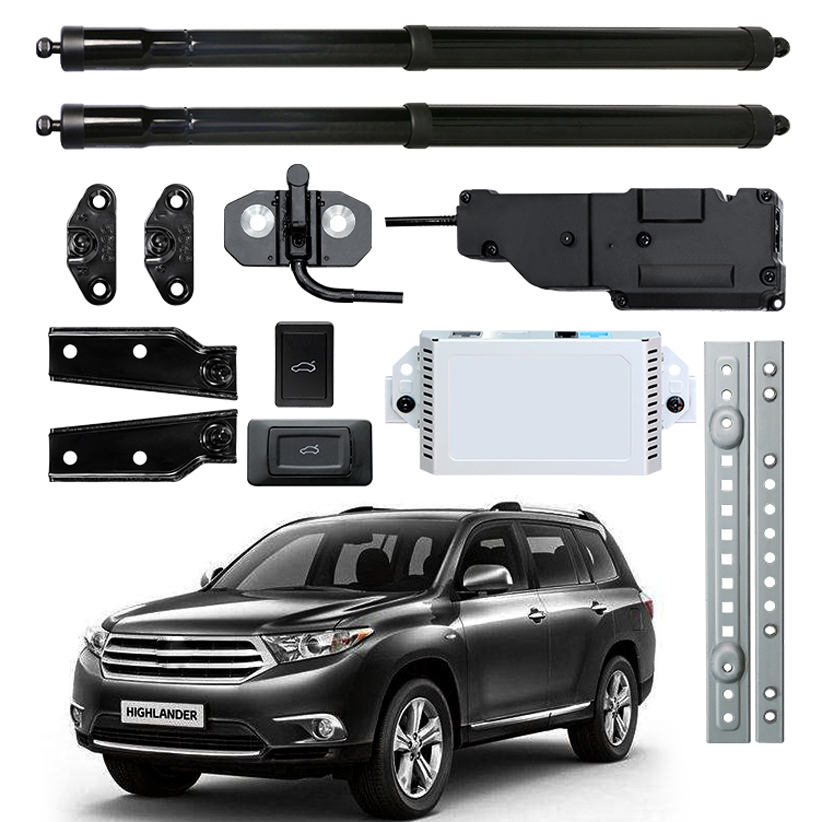 2012 Toyota Highlander Limited: Smart Auto Electric Tail Gate Lift Special For Toyota