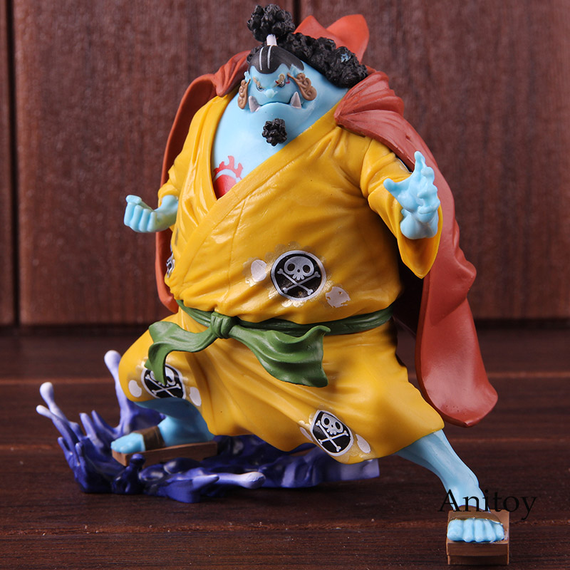 One Piece King Of Artist The Jinbe One Piece Figure Action PVC Collectible Model Toy