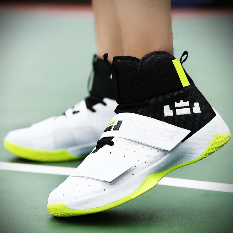 NBA basket-ball femme Fitness sport chaussures dame bottes femmes chaussures basket-ball Hoverboard étudiants sneaker