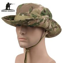 Тактический Airsoft Снайпер Камуфляж Boonie Шляпы Непальских Cap Militares Армейских Мужские Американские Военные Аксессуары-пвр FG