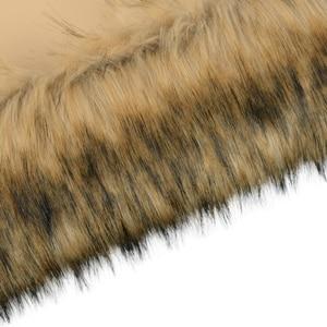 Image 4 - Nieuwe Trim Faux Wasbeer Bont Pluche Voor O Tas Thermische Pluche Decoratie Fit Voor Klassieke Grote Mini Obag