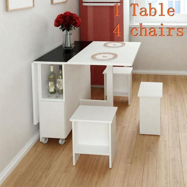 Tavolo Da Pranzo Eet Tafel Esstisch Sala Dinning Set Pliante Shabby Chic  Wooden Folding Desk De Jantar Tablo Mesa Dining Table