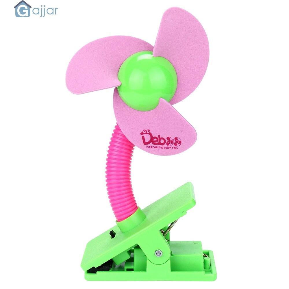 2019 Heißer Mini Kinderwagen Fan Tragbare Baby Mini Sicherheit Clip Auf Kinderwagen Pram Kinderbett 19mar26