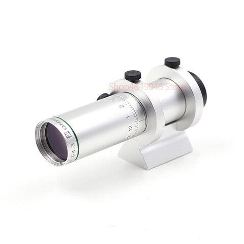 Qhyccd Miniguidescope Mini Guia Espelho c Porta Rosca Qhy5ii Série Câmera Universal Estrela
