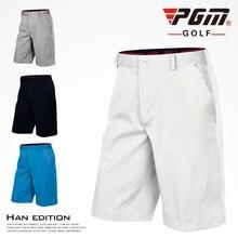 Pgm подлинные мужские шорты для клюшек для гольфа, дышащие быстросохнущие шорты, летняя тонкая дышащая одежда для гольфа AA11850