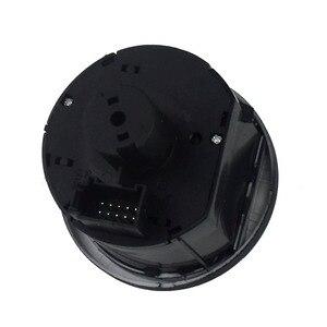 Image 4 - For Skoda Octavia II Headlight Fog Lamp Control Switch 1Z0941431 Master Window Control Button Switch