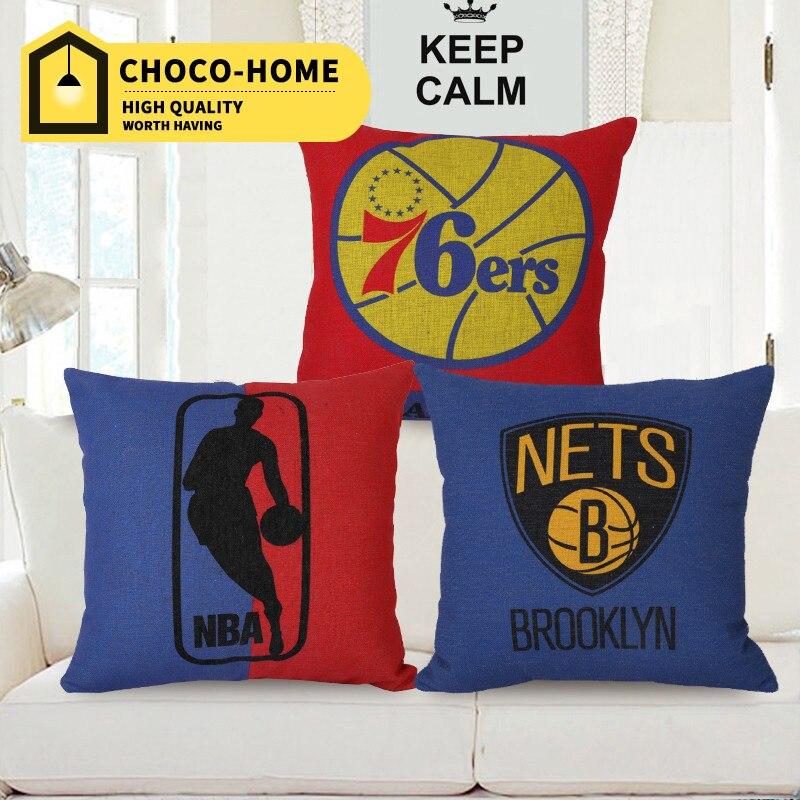 Original Home Cushion Hold Throw Pillow Basketball Printed Sofa Impressive Decorative Roll Pillow