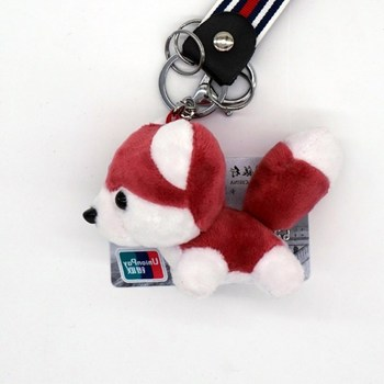 cute-women-girls-husky-dog-plush-key-khain-doll-fur-pompom-bag-charm-accessories-car-key-ring-cartoon-key-holder-porte-clef