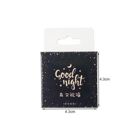20 caixa lote boa noite mini ingles