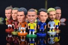 Soccerwe футбол Star Doll (сезон 2018) Игрок тренер Мини Рисунок 2,55 дюйм(ов)