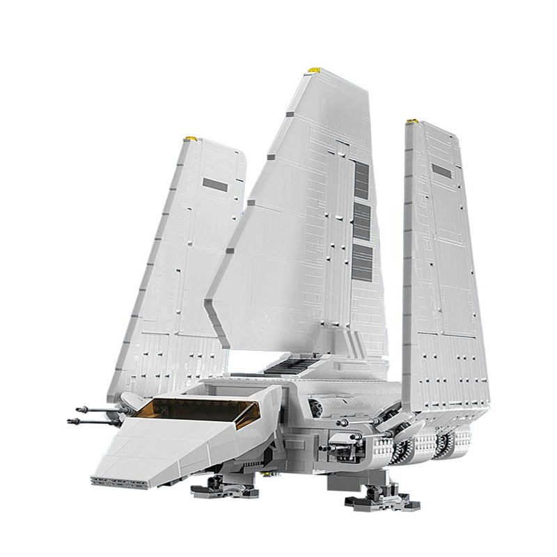 LEPIN 05034 2503Pcs Star War Series Imperial Shuttle Building Block Toys Educational Gift For Children Compatible Legoe 10212 lepin 24021 city creator 3 in 1 island adventures building block 379pcs diy educational toys for children compatible legoe