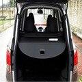 Auto Interior para Hyundai IX25 (caixa) tampa do carro cortina de partição tronco defletor cauda couro genuíno capa lzh