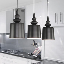Free shipping modern Pendant Light Lamp Loft Creative Personality Industrial Lamp American Style For Living Room