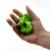 8 cm verde apple apple fruit blando super lento aumento de teléfono/bolsos correas encantos niños juguetes 1 unids