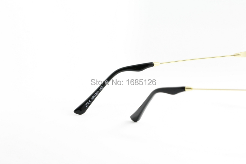 9839fd3340f Big Round New High quality Black gold fashion frame glasses opitical men  glasses women yellow men light glasses frame big Band-in Eyewear Frames  from ...