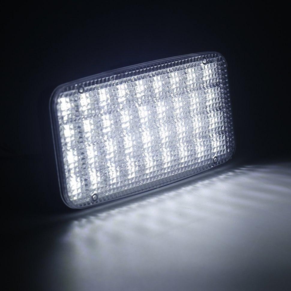 10pcs DC 12V 36 LED Car Truck Vehicle Auto Dome Roof Ceiling Light Lamp
