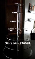 Hot shopping free selling 7 Tier Maypole Acrylic Cupcake Stand Cup Cake Tower Tree wedding decoration
