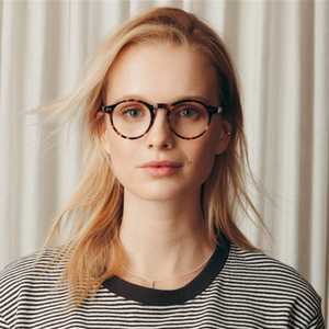 Image 3 - Retro Round Small Acetate frame optical eyeglasses frame clear lens glasses frame women men myopia spectacles prescription frame