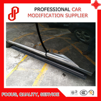 Automatic scaling aluminium alloy Electric pedal side step running board for RAV4 2014 2015 2016 2017