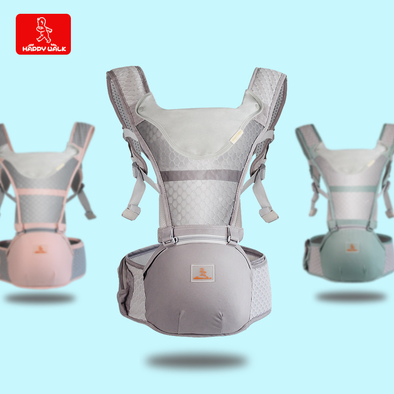 Baby Carrier Waist Stool Multifunctional Ventilation Maternal And Child Supplies Baby Safety Harness Newborn Carrier