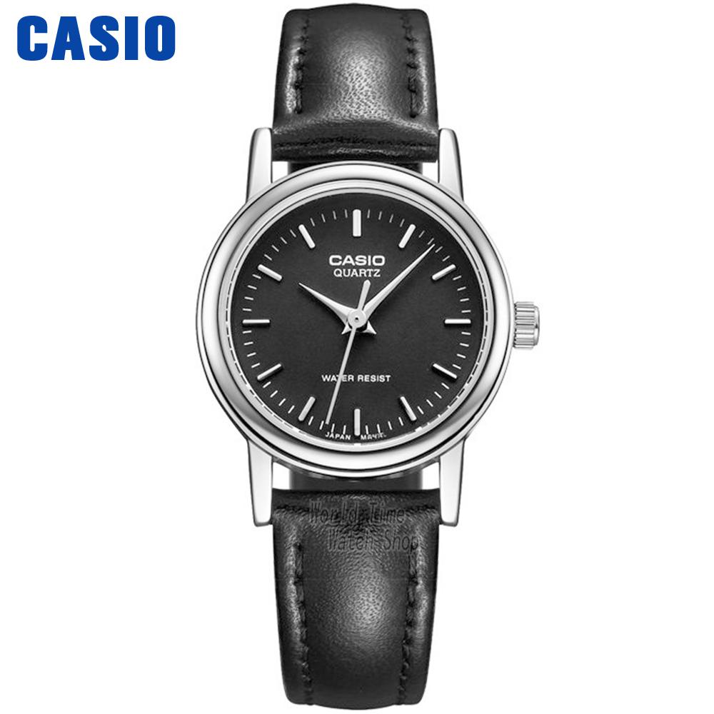 Casio watch Simple and elegant female LTP-1095E-1A LTP-1095E-7A LTP-1095E-7B LTP-1095Q-1A LTP-1095Q-7A LTP-1095Q-7B LTP-1095Q-9A casio watch fashion casual quartz needle steel watch ltp 1359rg 7a ltp 1359sg 7a