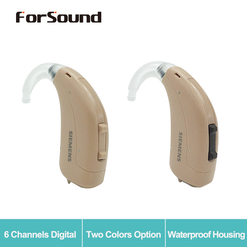 Germany Original Siemens Hearing Aid Fun P Upgrade Of Touching Lotus