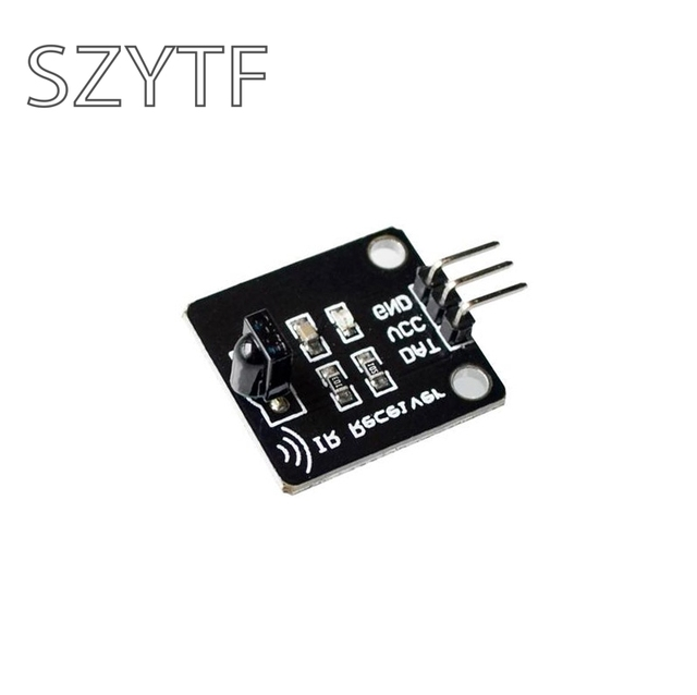 Digital 38KHz IR Receiver Compatible for Arduino UNO