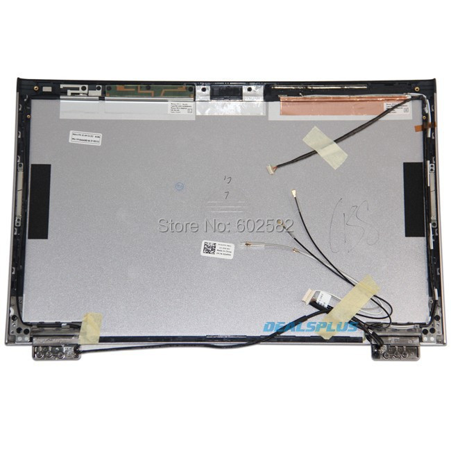 NEW For DELL VOSTRO V13 V130 LCD BACK COVER with HINGES GHFPD 0GHFPD