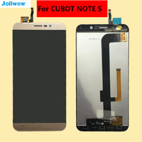 FOR CUBOT NOTE S LCD Display+Touch Screen Digitizer Assembly Replacement Accessories 5.5