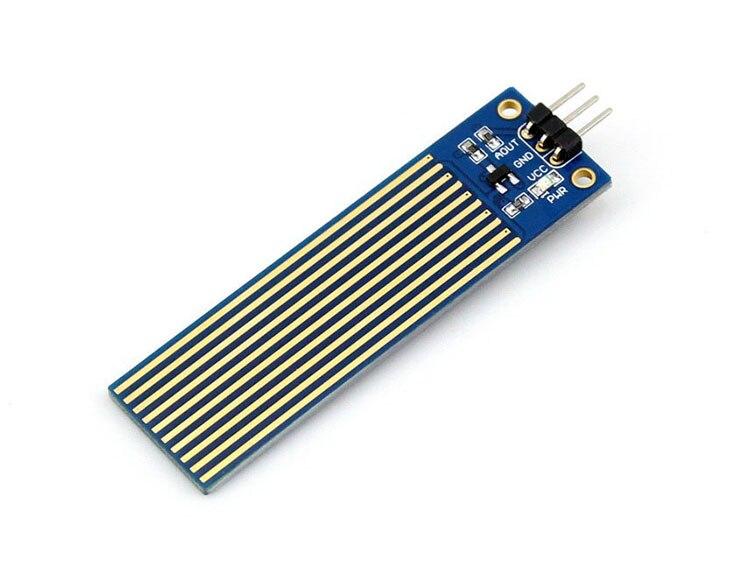 Liquid Level Sensor Module for font b Arduino b font STM32 Water Droplet Depth Detection