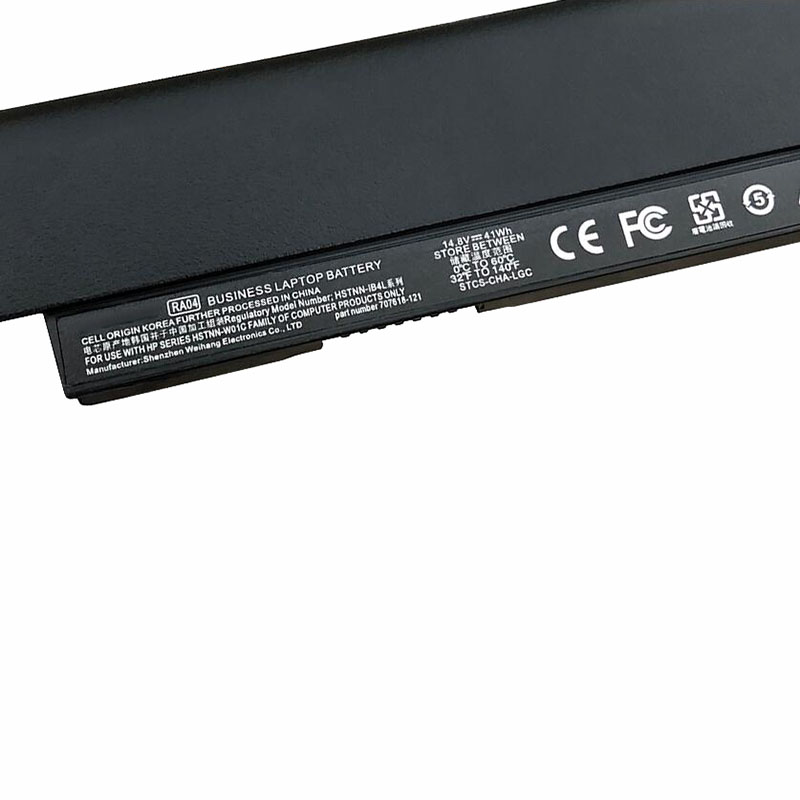 GZSM Laptop Battery RA04 for Hp Probook 430 G1 G2 battery for laptop HSTNN IB4L HSTNN IB5X H6L28ET H6L28AA Laptop Battery in Laptop Batteries from Computer Office