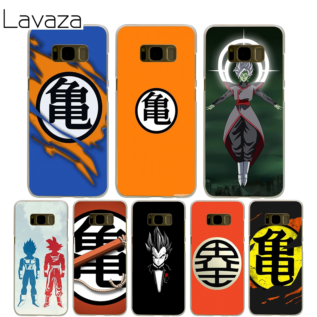 Lavaza Gym Symbol Dragon Saiyan Dragon Ball Cover Case For Samsung