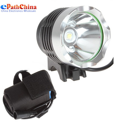 Sales NEW Waterproof 1800 Lumens XM-L T6 LED Bicycle Headlamp Headlight Bike Front Flash Light With Rechargeable Battery Pack 18000 lumens bike headlamp flashlight 9x cree xm l2 led bicycle light cycling helmet headlight 18650 battery pack charger
