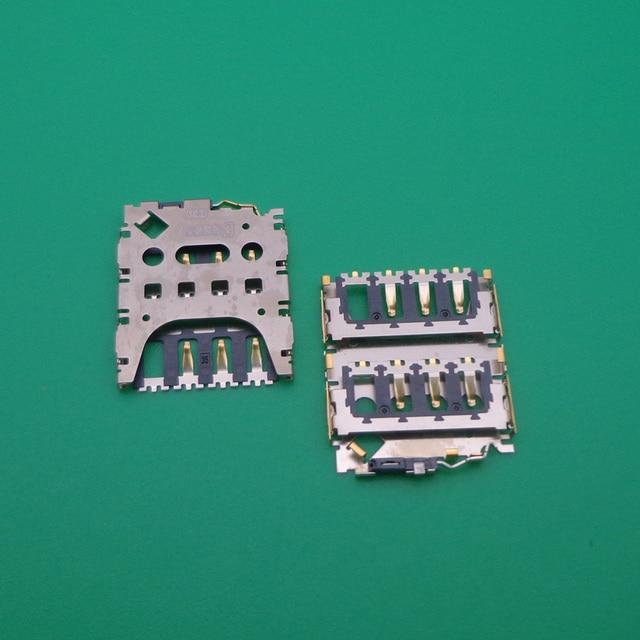 US $5 98 5% OFF|For Motorola MOTO G 3rd Gen G3 XT1544 XT1550 XT1552 XT1540  XT1541 XT1548 Sim Card Slot Tray Holder Socket Reader Repair Part-in