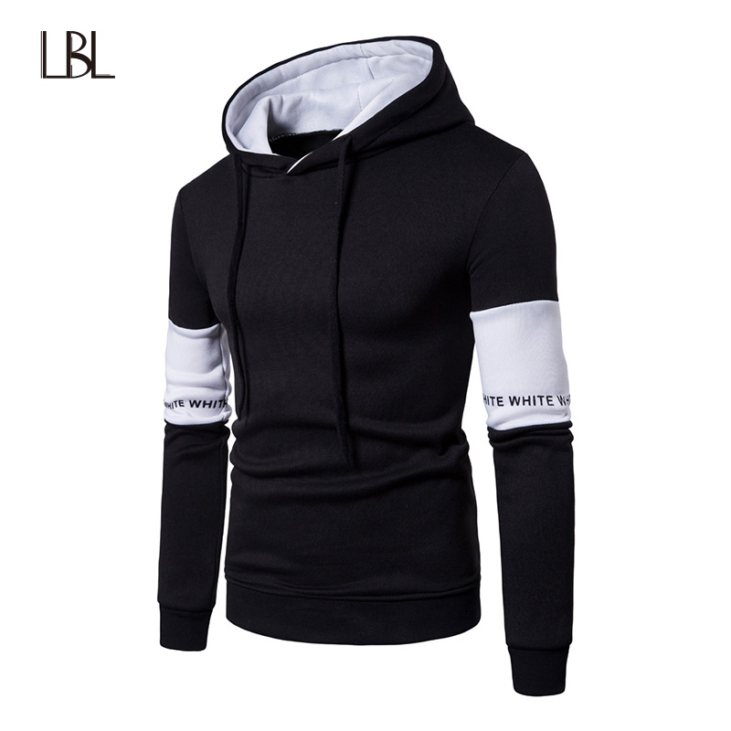 LBL Fashion Hoodies Men Hip Hop Casual Mens Hoodie Streetwear Letter Print Hooded Sweats ...