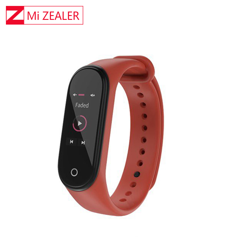 In Stock!!! Global Version Xiaomi Mi Band 4 Multi-Language Smart band Wristband Bracelet 135mAh Bluetooth 5.0 Smartwatch