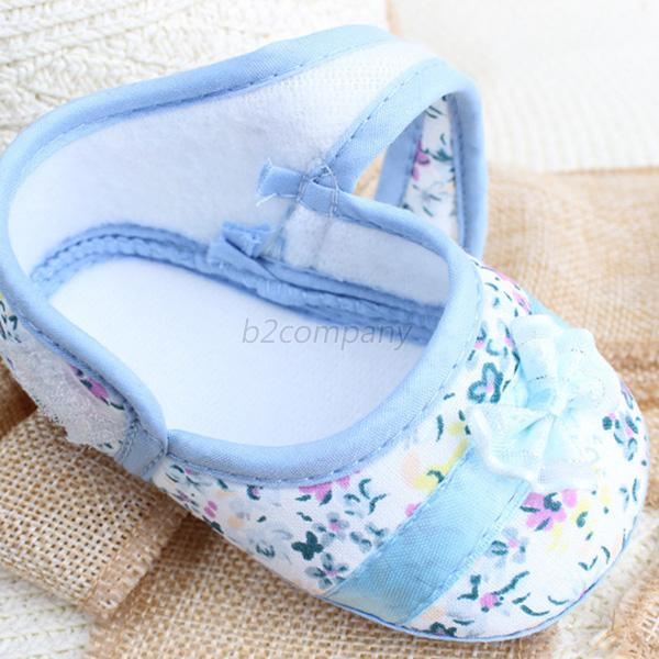 Baby-Girls-Toddler-Bow-Flower-Shoes-Spring-Autumn-Footwear-First-Walkers-3-Colors-3
