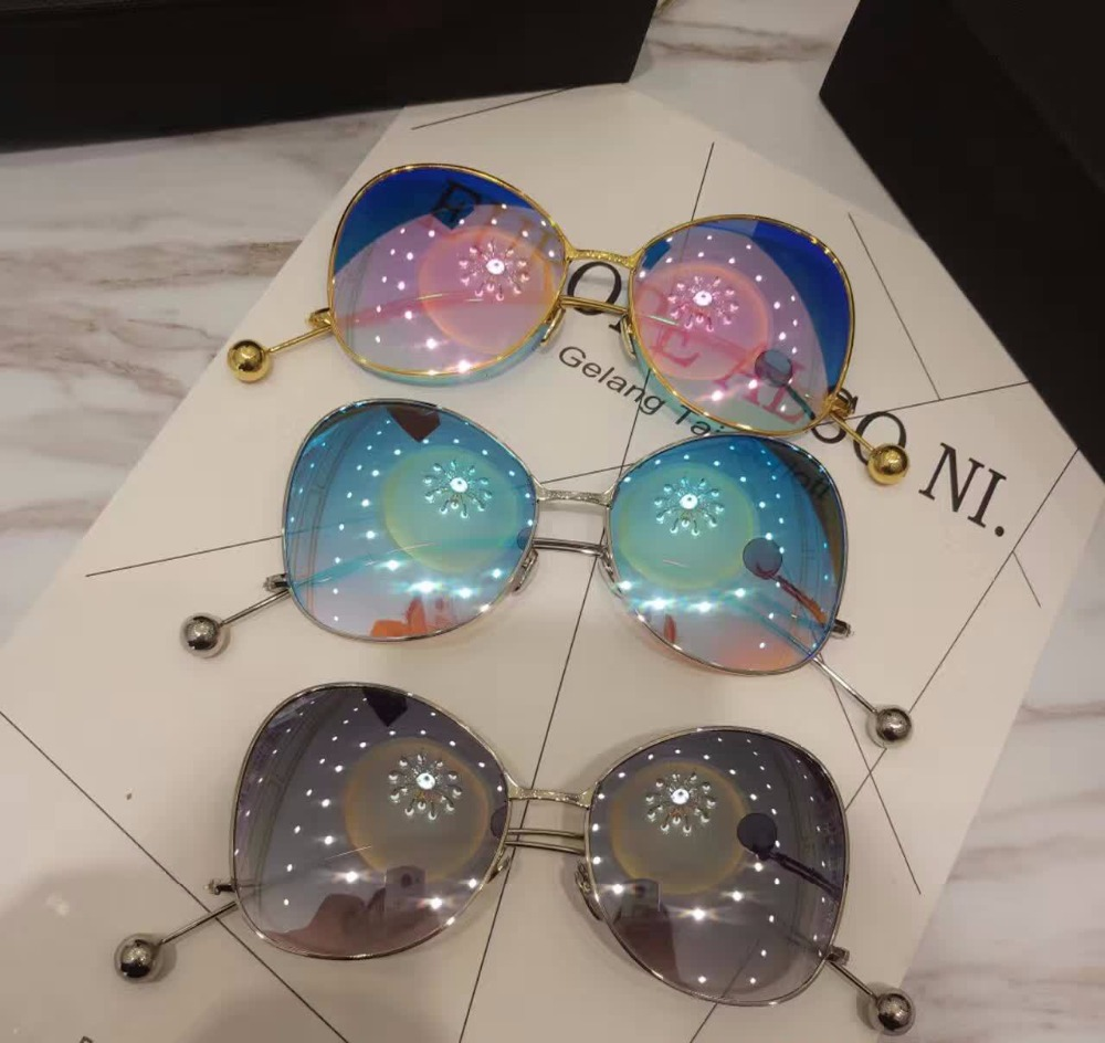 Vrouwen Cool Optics Spiegel Zonnebrillen Brillen New Fashion Retro - Kledingaccessoires - Foto 6