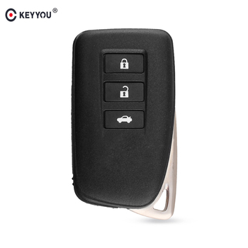 Chiave Telecomando per Lexus ES300H IS ES With Emergency Key Blade Car Key Blanks