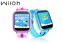 GPS tracking Watches for kids touch screen Smart Wristwatch Q750 Q100 SOS Call Finder Locator Tracker Children's watch