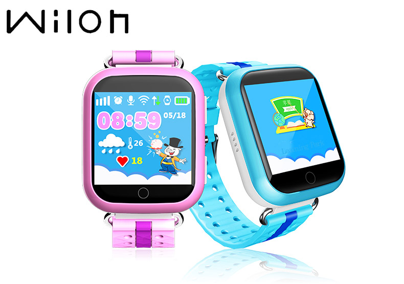 GPS tracking Watches for kids touch screen Smart Wristwatch Q750 Q100 SOS Call Finder Locator Tracker