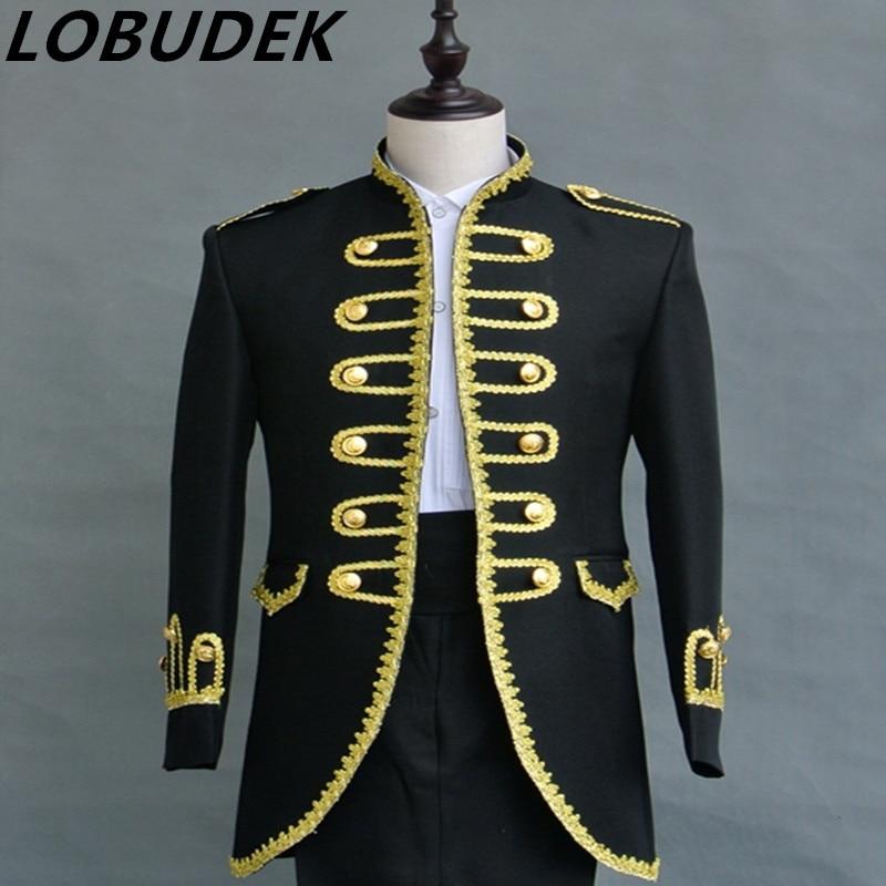 muška jakna vjenčanja maturalni kostim crnog izlizati Slim - Muška odjeća