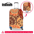 Dispalang Stripe Pattern Luggage Protective Cover For 18-30 Inch Suitcase Stretch Elastic Covers For Travel Luggage Protectors