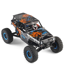 Top Quality RC truck model 10428 A2 2 4G 1 10 46CM 4WD Remote Control Rock