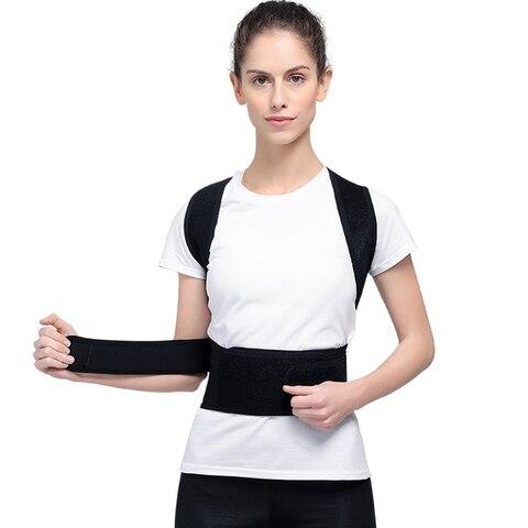 apoio postura cinto de dor nas costas