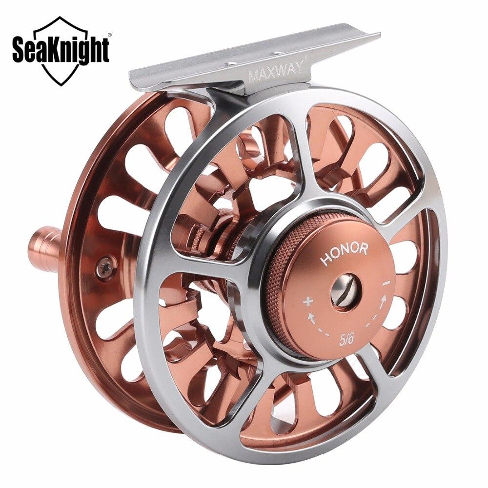 SeaKnight MAXWAY HONOR 3 4 5 6 7 8 9 10 Interchangeable Fly Fishing Reel 3BB